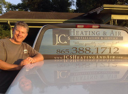 heating and air knoxville tn