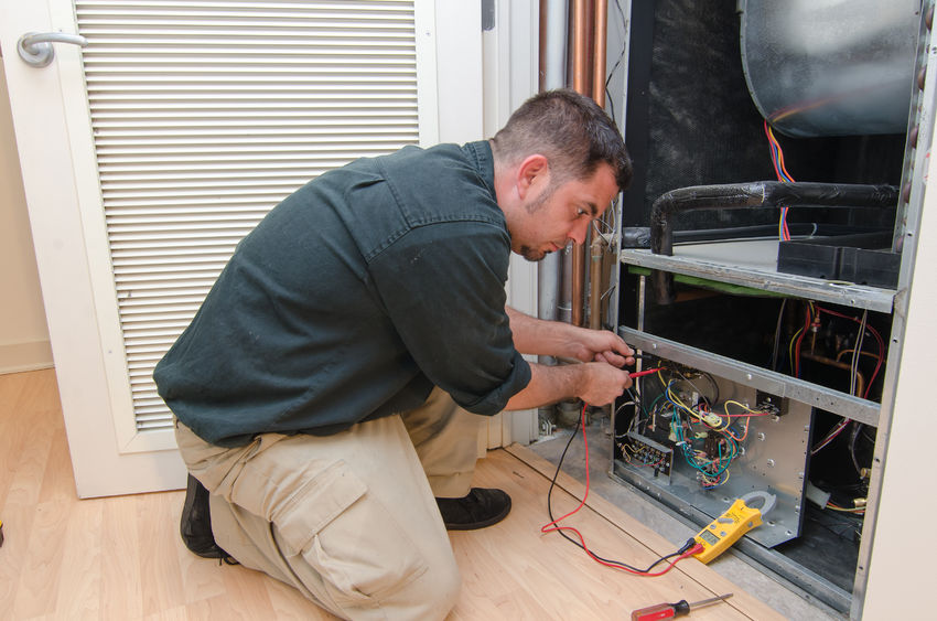 HVAC contractors in Knoxville, TN