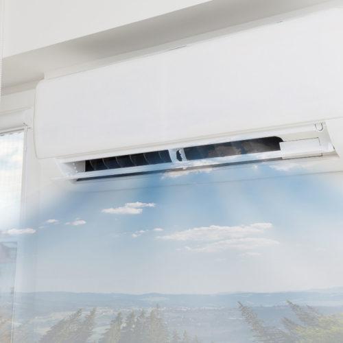 HVAC Ultraviolet Air Purifier