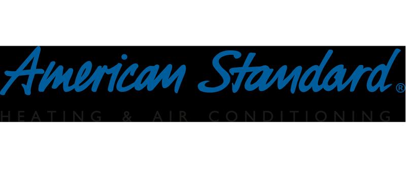 American Standard HVAC Logo Knoxville TN