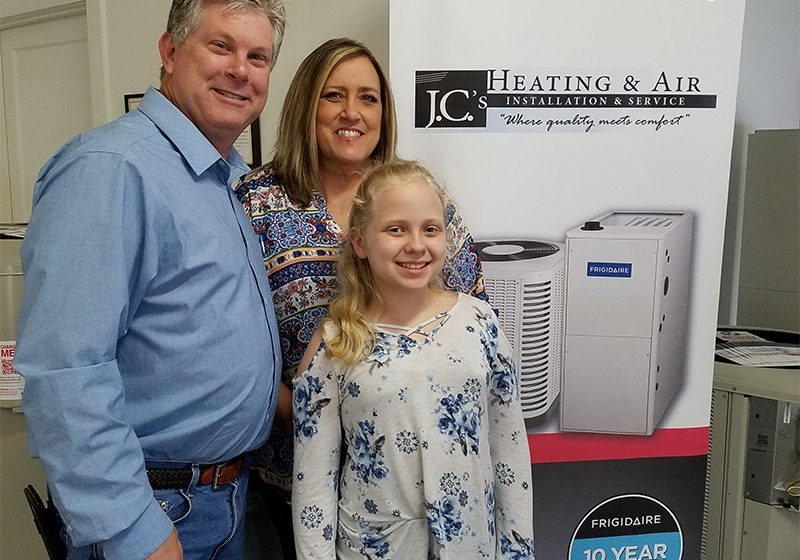 JC's Heating and Air Family Business Knoxville,TN